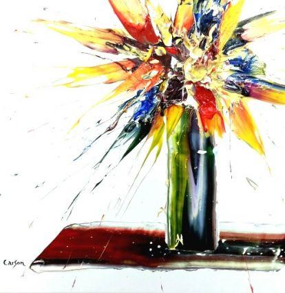 Bouquet fleurs